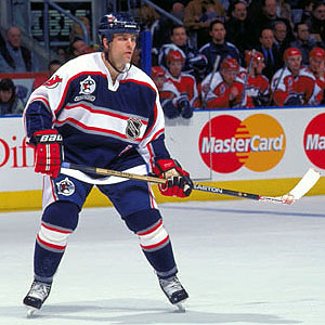 Mr. All-Star Scott Stevens aka Flyer Killer